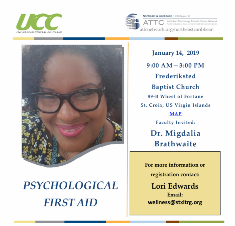 Psychological First Aid Training